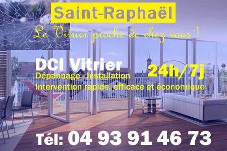 Vitrier Saint Raphael