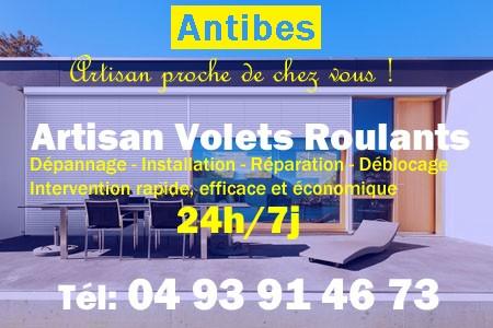Volet Roulant Antibes