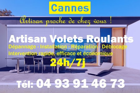 volet roulant cannes 04 93 91 46 73. Black Bedroom Furniture Sets. Home Design Ideas