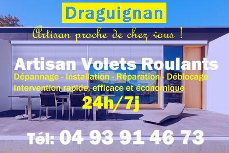 Volet Roulant Draguignan
