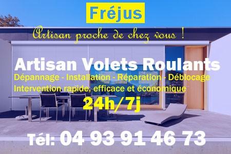 Volet Roulant Frejus